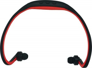 BLUETOOTH  HEADPHONE WITH FM RADIO AND MEMORY SLOT CARD
