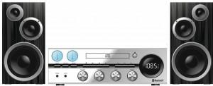 BLUETOOTH CD RADIO MICROSYSTEM